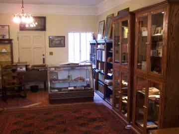 The Pusey Room Museum